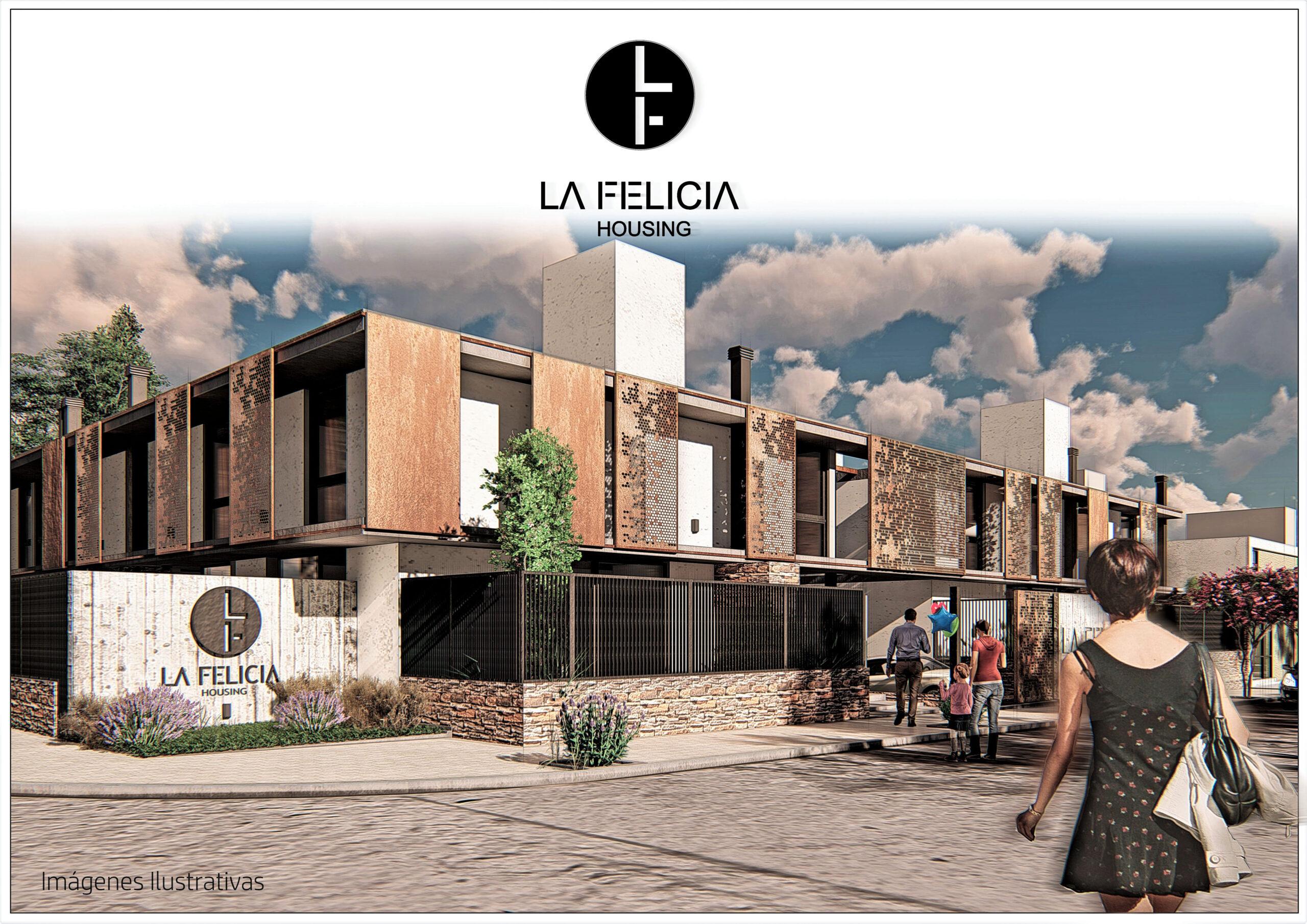 LA FELICIA HOUSING – 17 unidades exclusivas