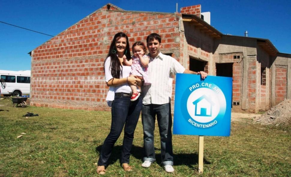 Casa propia: Volverá el Procrear luego de la cuarentena